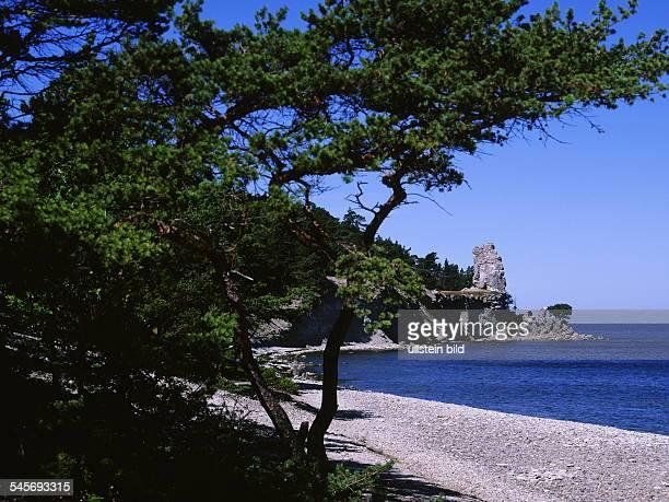 Gotland: Strandansicht - 1999