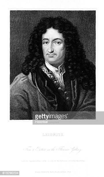 Gottfried Wilhelm Leibniz , German philosopher and mathematician. Leibniz developed the early foundations of calculus, as well as the theory of...