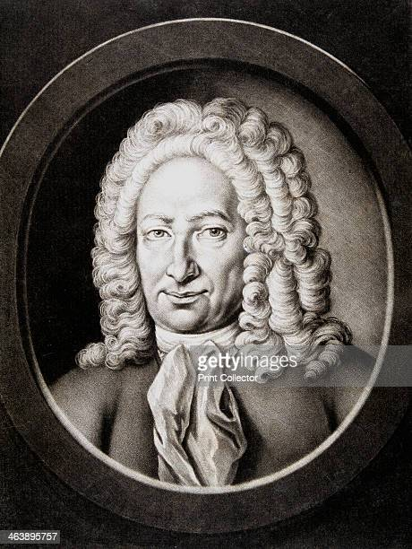 Gottfried Wilhelm von Leibniz, German philosopher and mathematician, 1781. Leibniz published his system of infinitesimal calculus in 1684, three...