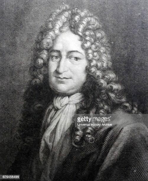 Gottfried Wilhelm von LEIBNIZ .