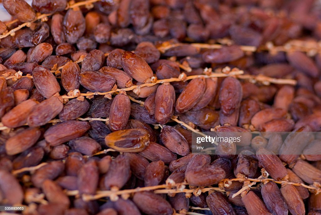 Gouda dates : Stock Photo