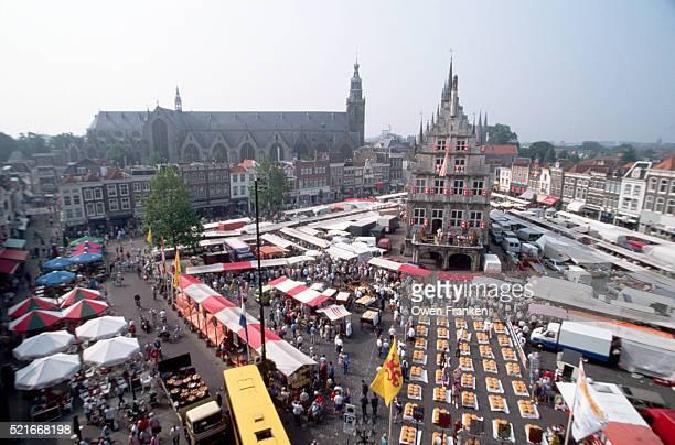 Gouda's Market Square