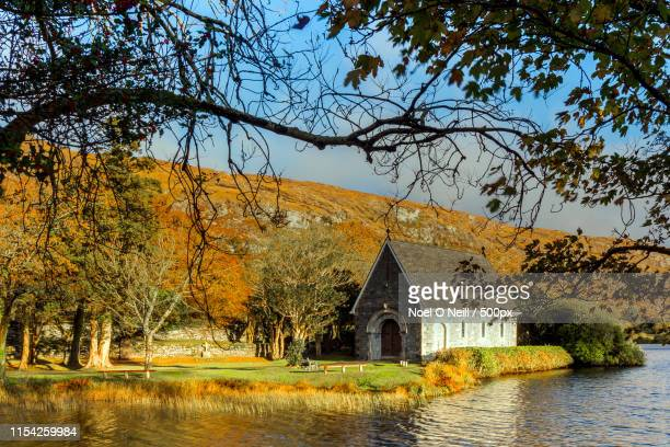 gougane barra cork - county cork stock pictures, royalty-free photos & images