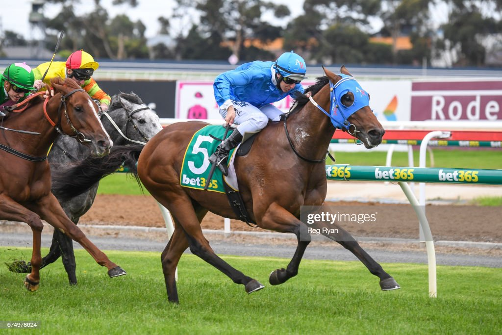 Mark West Foundation 3YO Maiden Plate : News Photo