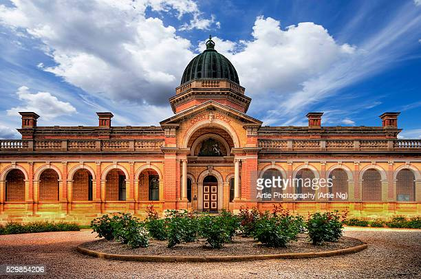 Goulburn Courthouse, Goulburn, New South Wales, Australia