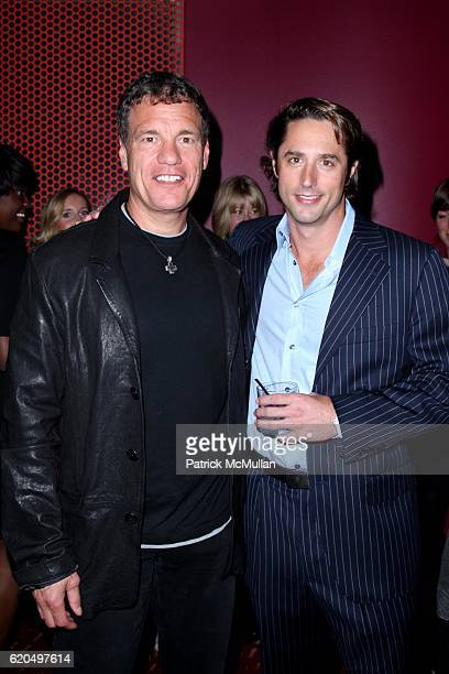 Goumba Johnny and Lorenzo Borghese attend ANIMAL CARE CONTROL Holds the ANIMAL CARE AFFAIR GALA PARTY FOR THE PAWS at Pressure on September 25 2008...