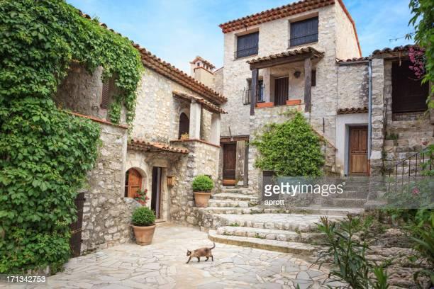 Gourdon, French Riviera, France