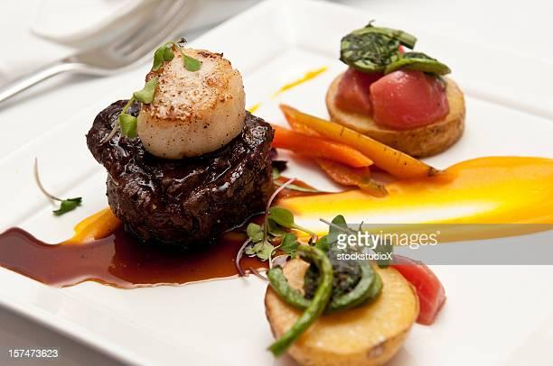 Gourmet Beef Entree