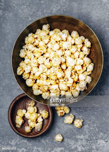 Gourmet caramel popcorn