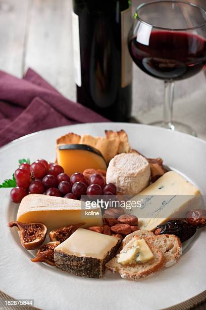 Gourmet Cheese & Wine