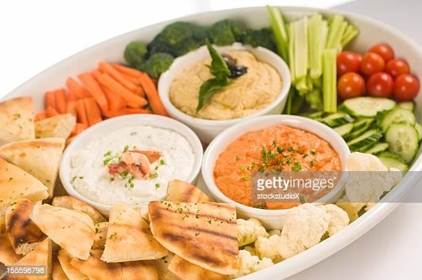 Gourmet dips