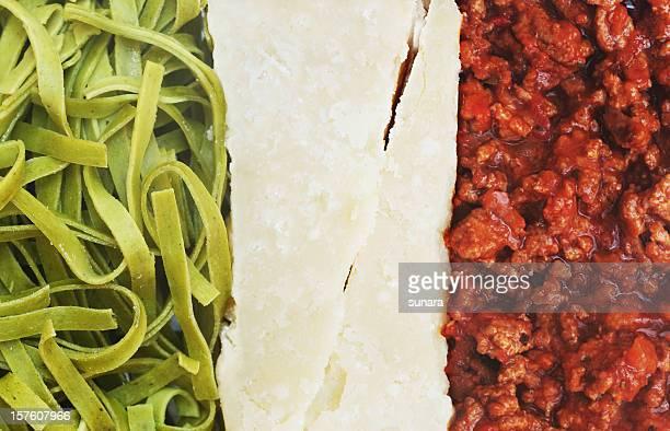 Gourmet Drapeau Italie