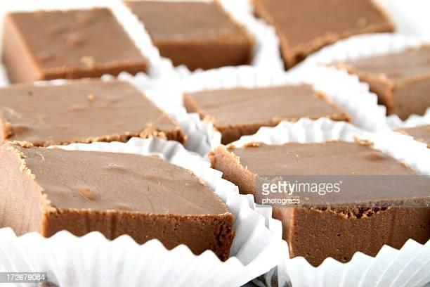 chocolate quente gourmet - fudge - fotografias e filmes do acervo