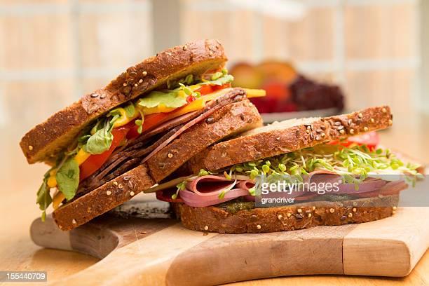 Sándwiches Gourmet