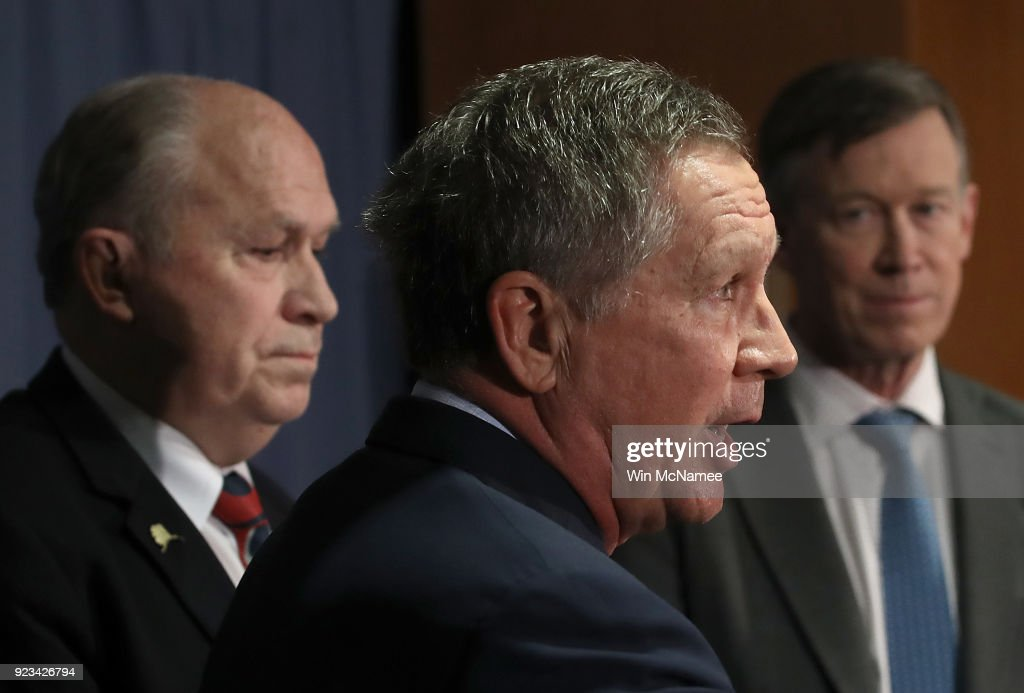 Governors Kasich , Hickenlooper , and Walker  Unveil Blueprint For Health Care Legislation