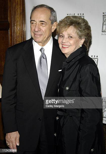 Gov Mario Cuomo and Matilda Cuomo during Help USA Celebrates 20 Years at the Help USA Tribute Awards Dinner Honoring Martin Scorsese and Jon Bon Jovi...