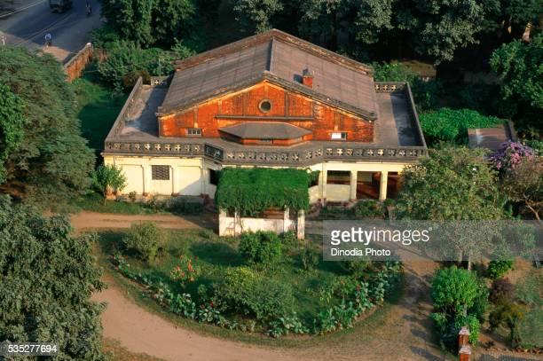 goverment bunglow in patna, bihar, india. - patna stock pictures, royalty-free photos & images