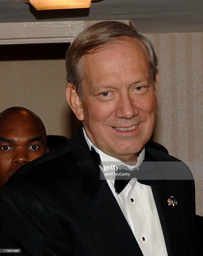 Governer George Pataki during Bloomberg News Cocktail Party - April 29, 2006 at Washington Hilton, Edison Suite in Washington D.C., United States.