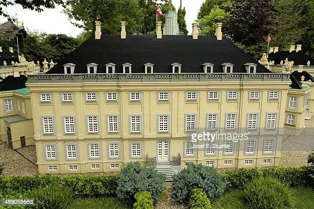 Government building in Legiland Billund Denmark