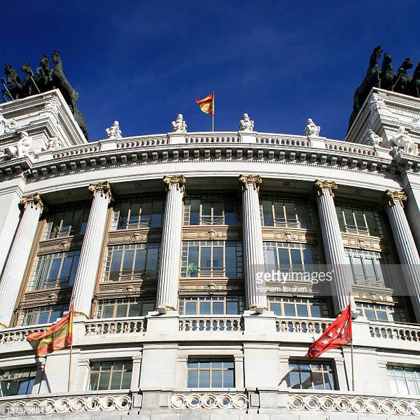Government Building, Madrid, Spain