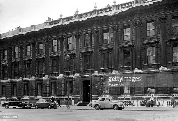 1950's The Treasury in Whitehall London