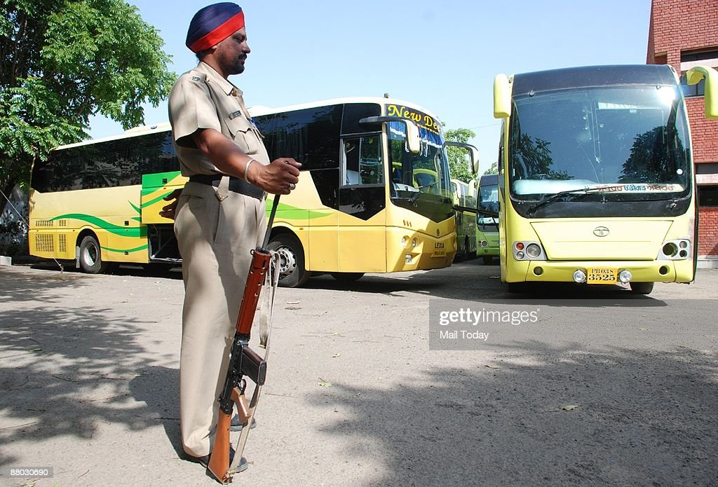 Government buses were left at the mercy of frenzied mobs while policemen were deployed to protect buses owned by top Punjab politicians on May 26...