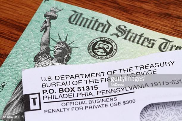 correspondência recebida do governo no check-in - devolver - fotografias e filmes do acervo