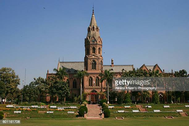 government college university - lahore - punjab university stock pictures, royalty-free photos & images