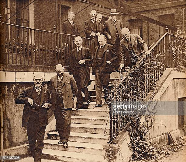 Government in Crisis forming a National Cabinet as requested by King George V The economic slump following the Wall Street crash of 1929 caused a...