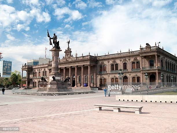 government palace, monterrey, mexico - monterrey bildbanksfoton och bilder