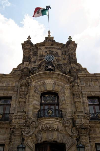 Government Palace of the State of Jalisco (Palacio de Gobierno del Estado de Jalisco), Guadalajara, Jalisco, Mexico