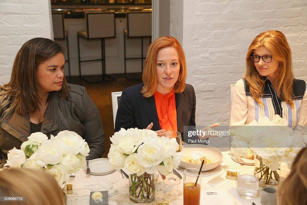 Glamour And Facebook Host Brunch To Discuss Sexism In 2016 During WHCD Weekend : News Photo