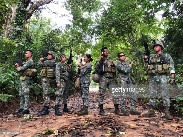 Government troops continue its heavy presence in Jolo, Sulu as war on terror campaign intensifies to crack down terrorism and extremism in the region.
