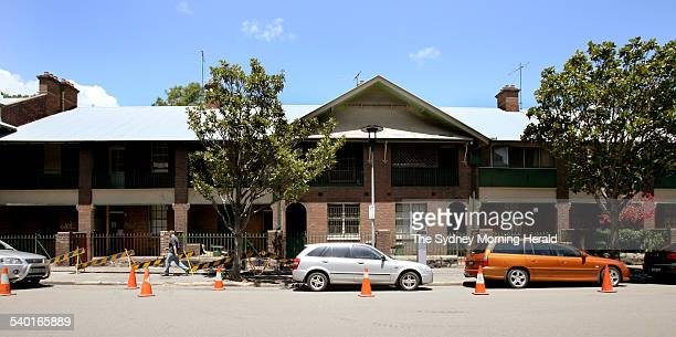 Governmentowned housing on Windmill Street in The Rocks area of Sydney Some of these houses have been vacant since 2003 and are worth approximately...