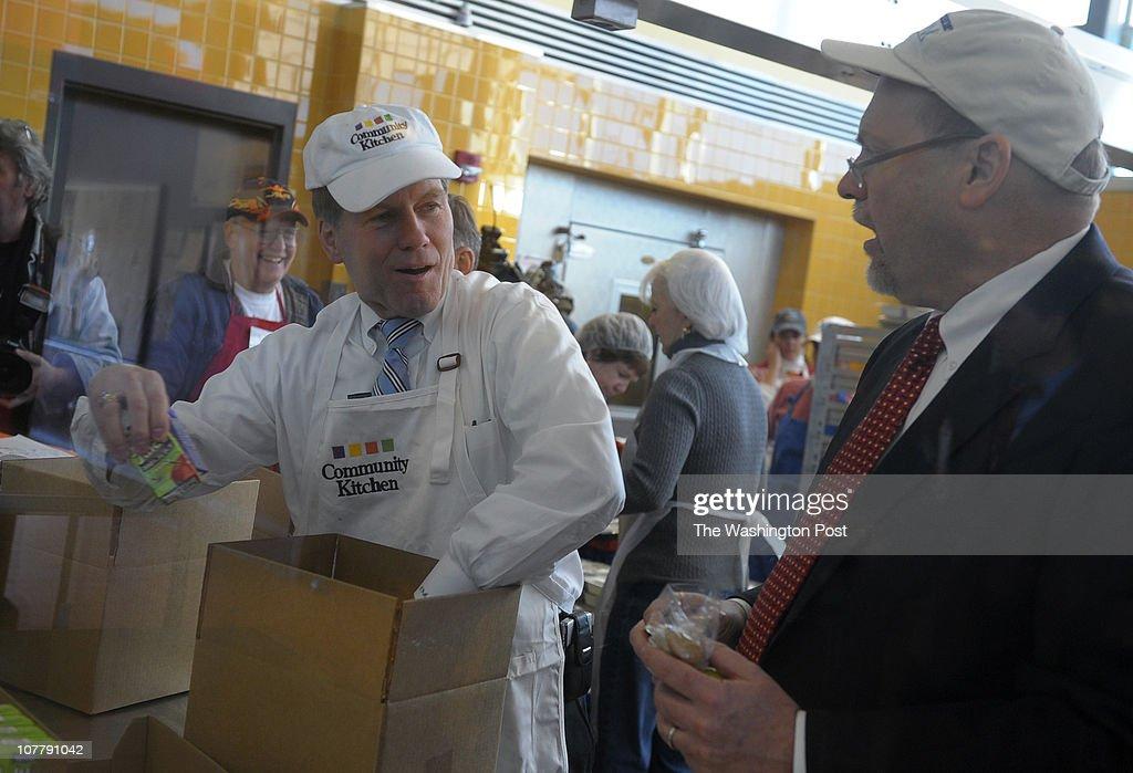 Governor Bob McDonnell and Morgan Griffith Salem, Majority