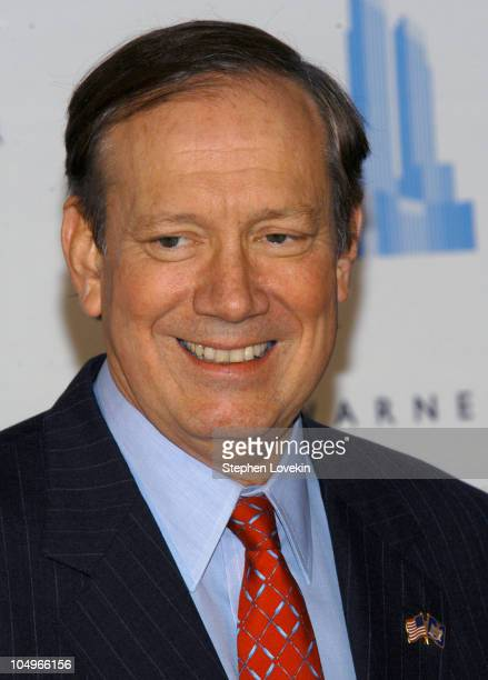 Governor George Pataki during Grand Opening Celebration of Time Warner Center at Time Warner Center in New York City New York United States