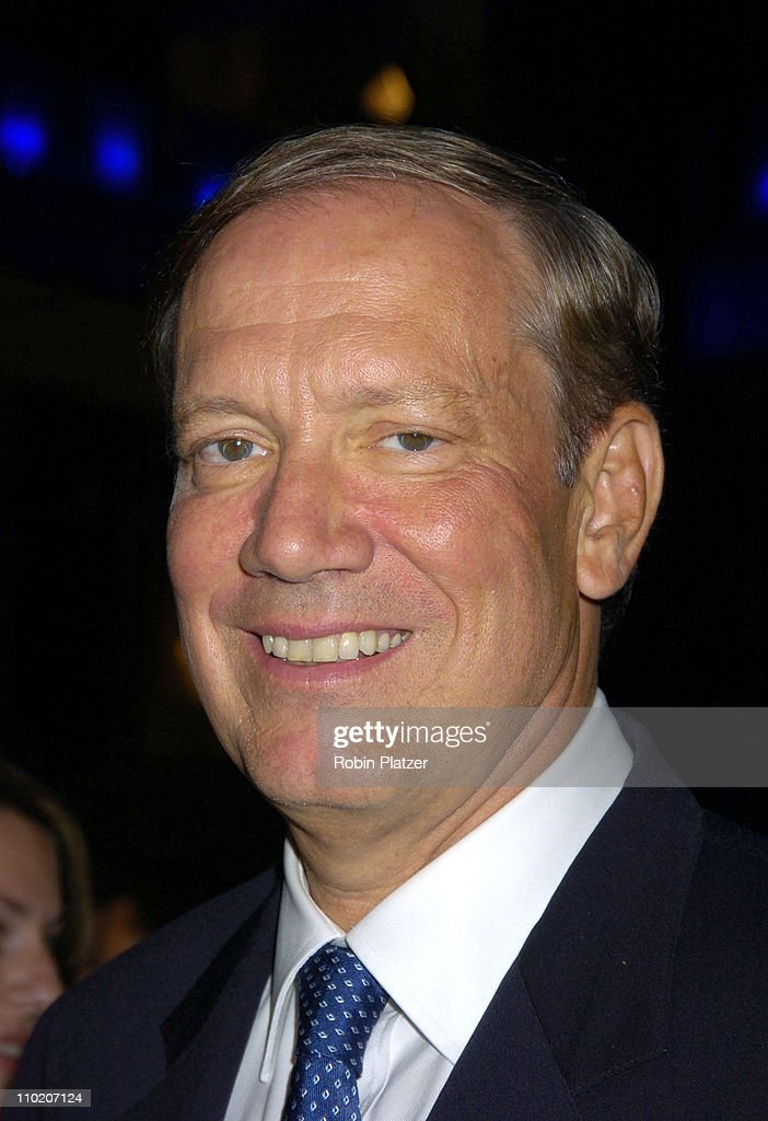 Governor George Pataki during New York City Host Committee and Time Warner Host Republican Convention Media Welcome Party at Time Warner Center in New York City, New York, United States.
