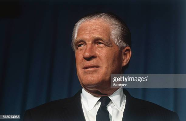 Governor George Romney 12/11 after Presidentelect Nixon named him as his choice for Secretary of Housing and Urban Development