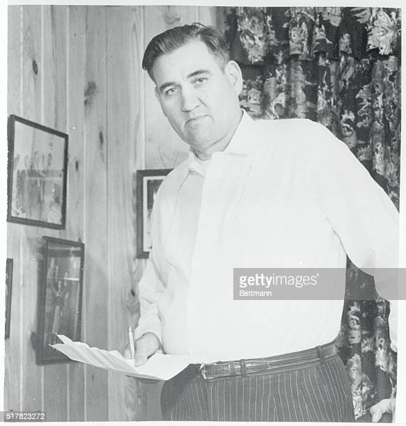 Governor James E. Folsom .