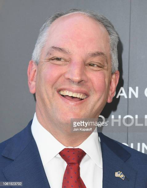 Governor John Bel Edwards attends Variety And Rolling Stone CoHost 1st Annual Criminal Justice Reform Summit at 1 Hotel West Hollywood on November 14...