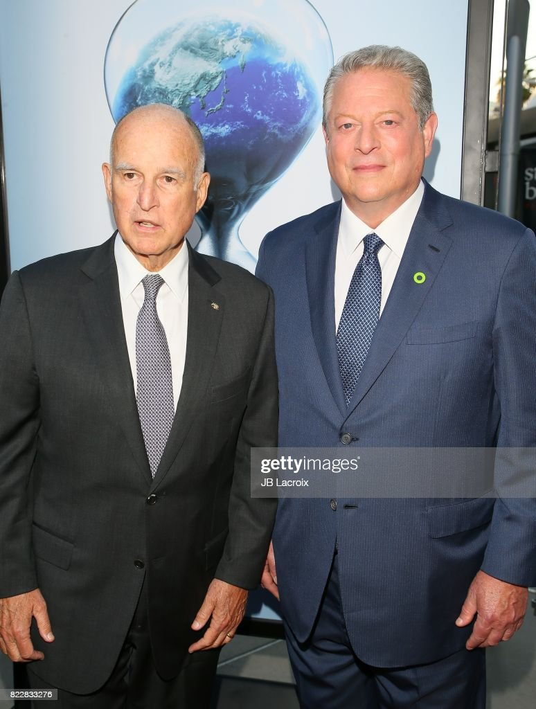 "Screening Of Paramount Pictures' ""An Inconvenient Sequel: Truth To Power"" - Arrivals"