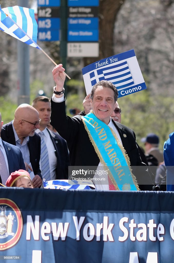 2018 Greek Independence Day Parade - New York City