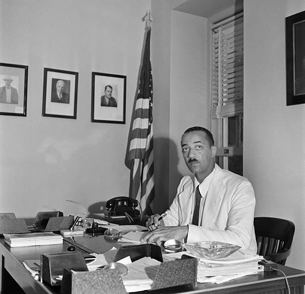 VIR: 17th May 1946 - William H. Hastie Takes Office As First Black Governor