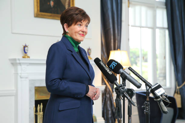 NZL: Dame Patsy Reddy's Term As New Zealand Governor-General Comes To An End