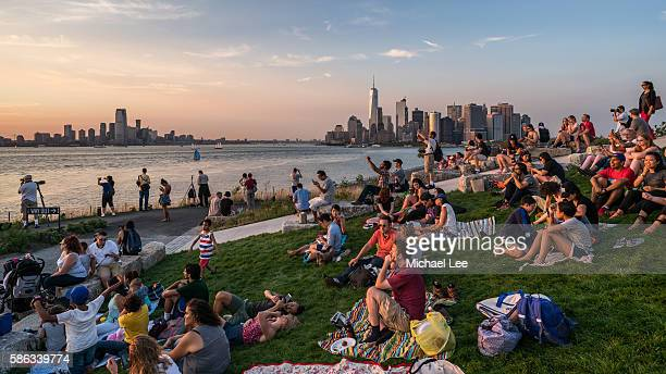 governors island - new york - governors island stock pictures, royalty-free photos & images
