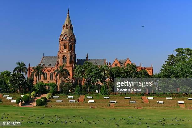 Govt College, Lahore.