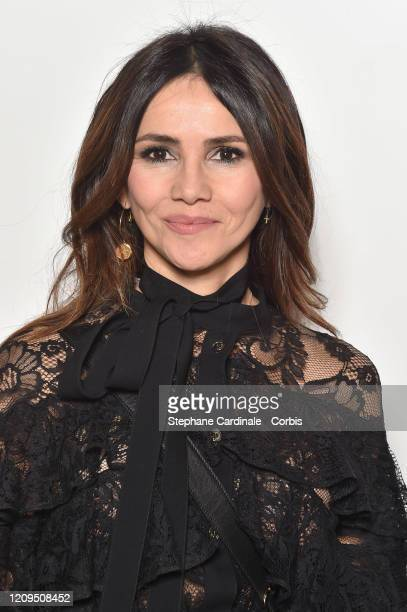 Goya Toledo attends the Elie Saab show as part of the Paris Fashion Week Womenswear Fall/Winter 2020/2021 on February 29 2020 in Paris France