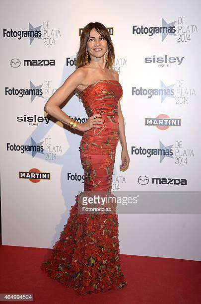 Goya Toledo attends the Fotogramas Awards ceremony at Joy Eslava on March 2 2015 in Madrid Spain