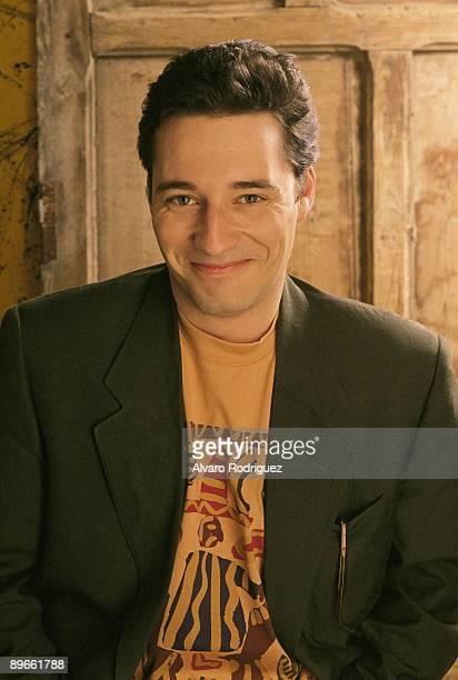 Goyo Gonzalez actor and television presenter