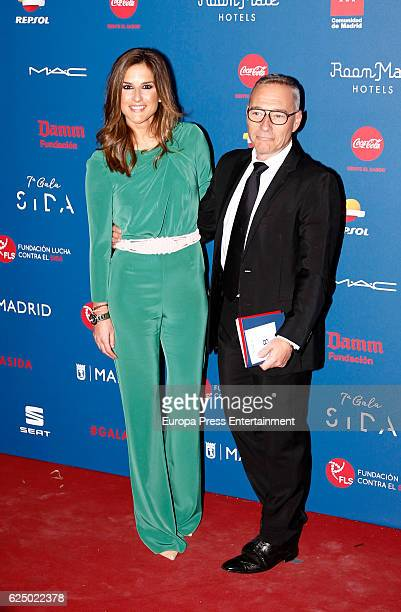 Goyo Gonzalez attends 'Gala Sida' 2016 at Cibeles Palace on November 21 2016 in Madrid Spain